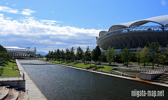 新潟県立スポーツ公園