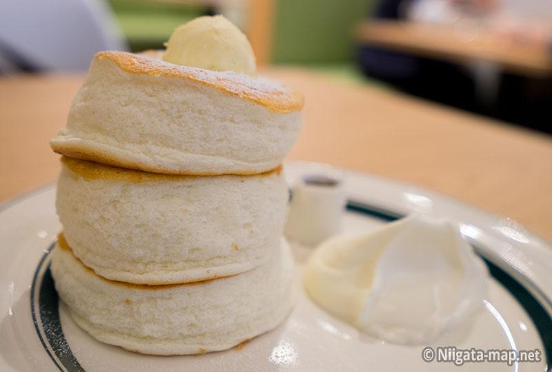 gramプレミアムパンケーキ