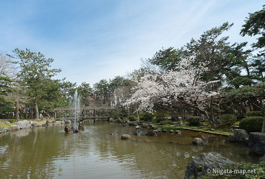 新潟市白山公園