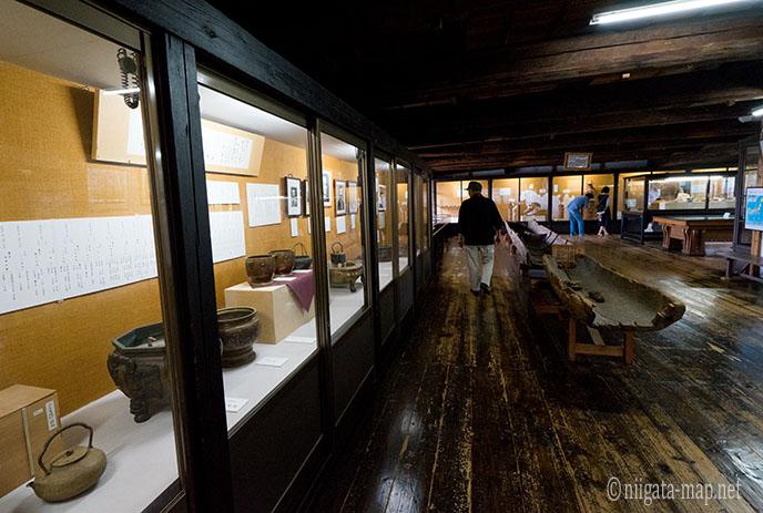 考古資料館