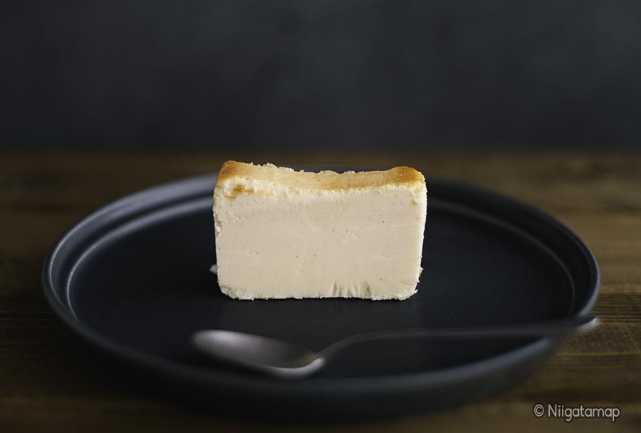 人生最高のチーズケーキ