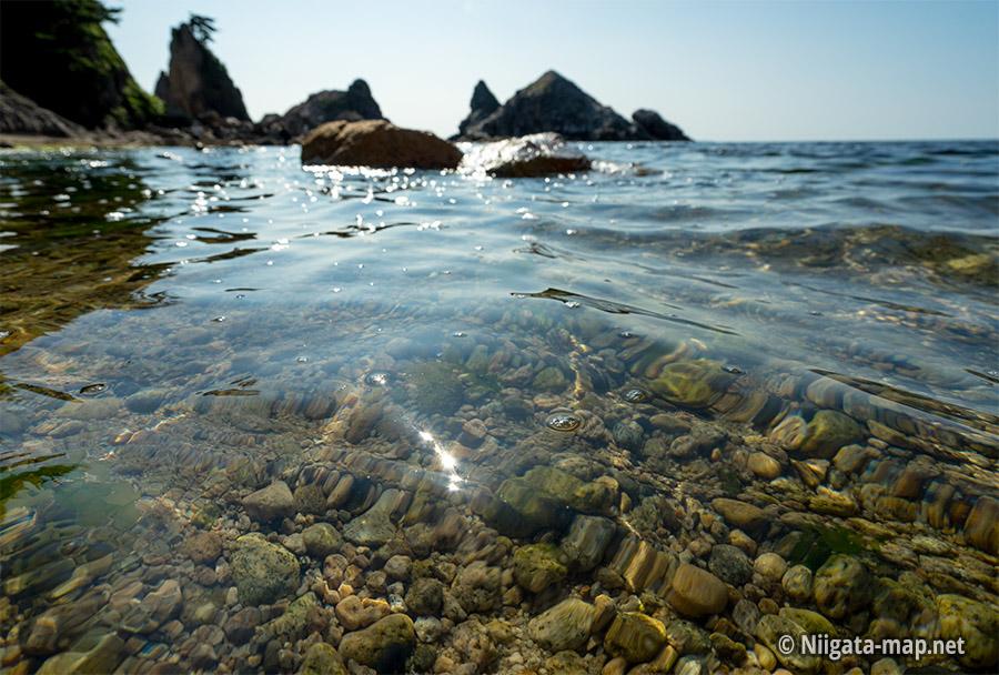 海水の透明度