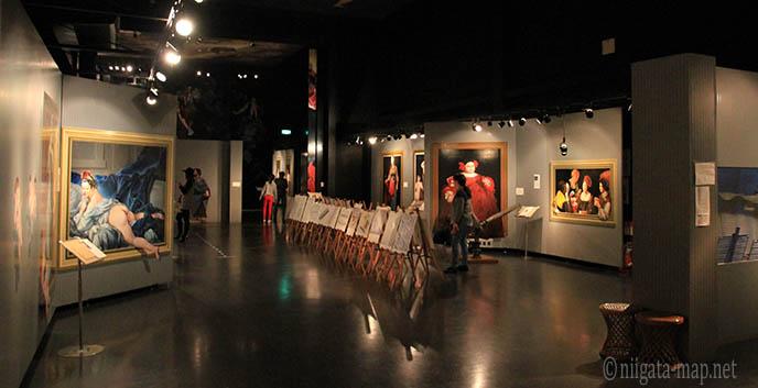 トリックアートミュージアムSOWA美術館