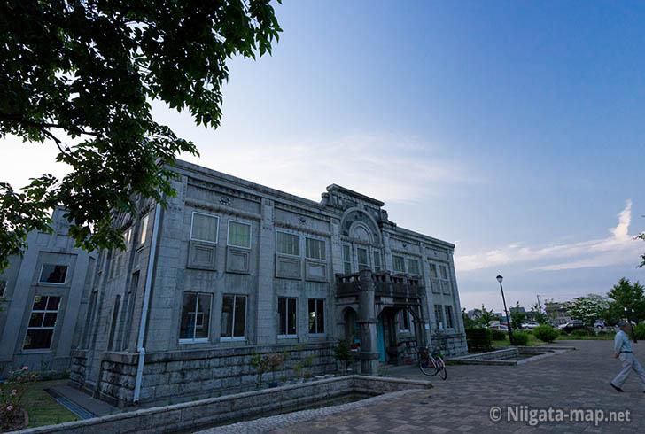 旧中島浄水場ポンプ室棟