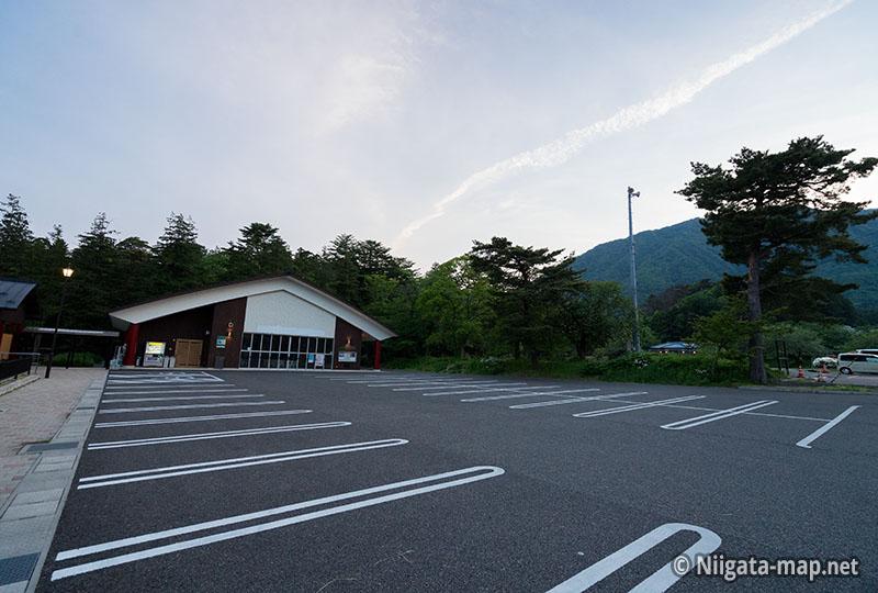 弥彦村ヤホール